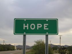 Hopesignpost