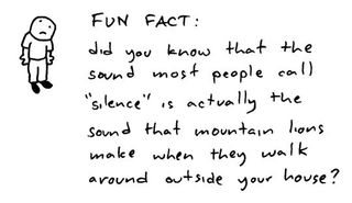 Silence-is-mountain-lions