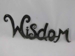 Wisdomornament