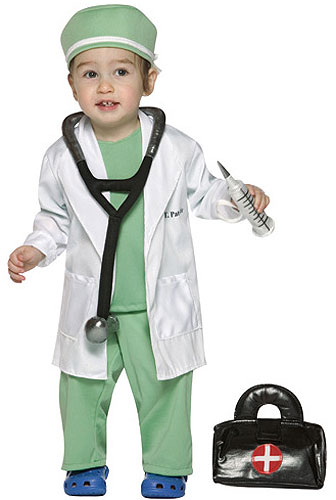 Toddler-future-doctor