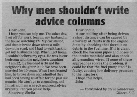 Why-men-shouldnt-write-advice-columns