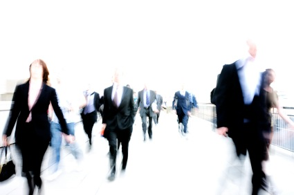 People-walking-fast-blurred