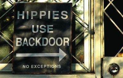 Hippies_use_back_door