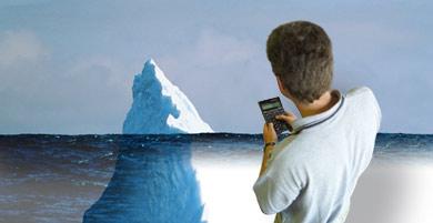 Icebergforpost