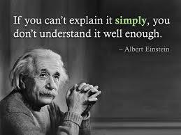 Einsteinsimplicity
